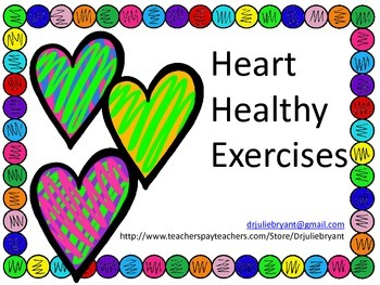 Heart Healthy Exercises
