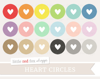 Heart Icon Clipart