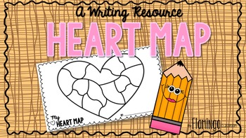 Heart Map   Introduction to Writing