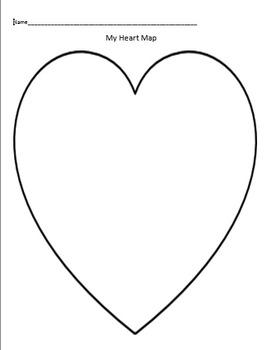Heart Map Topics