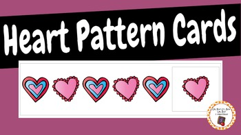 Patterns: Heart Pattern Cards