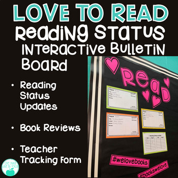 {Heart} Read - Reading Status Update & Review Forms & Inte