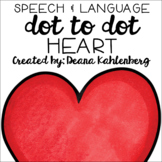 Heart {Speech & Language Dot Art}
