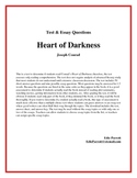 Heart of Darkness Test
