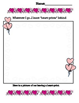 Heartprints - Friendship, kindness, empathy