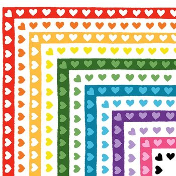 Clip Art: Heart Borders / Frames - Set of 24 for Personal