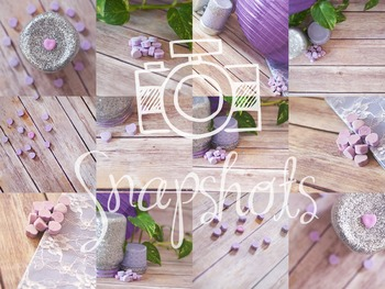 Hearts and Lavender Images