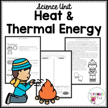 Heat- 3rd Grade Georgia Science Unit