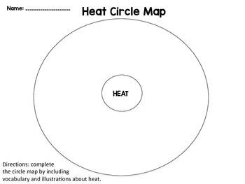 Heat Circle Map (FREEBIE)