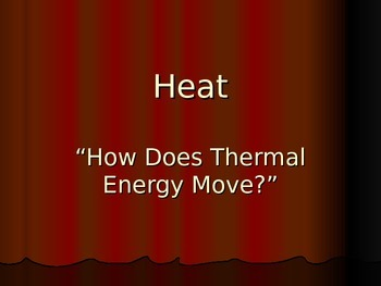 Heat, Lesson 2