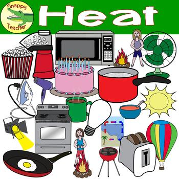 Heat Transfer Clip Art