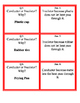 Heat Transfer Fan and Pick Cards with Answers (Kagan's Str