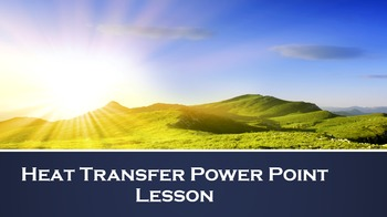 Heat Transfer Power Point Review