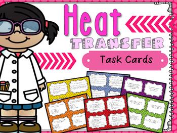 Heat Transfer Task Cards