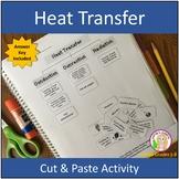 Heat Transfer (cut & paste) Activity