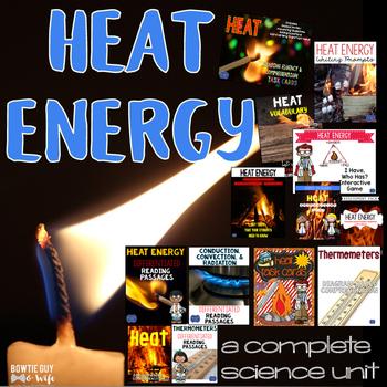 Heat Unit: Games, Activities, & Assessments