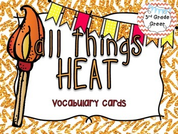 Heat Vocabulary