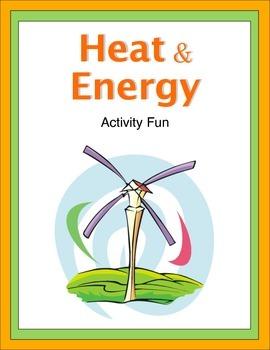 Heat and Energy Activity Fun