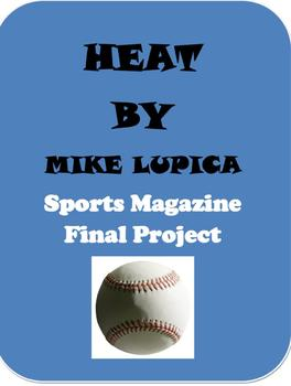 Heat by Mike Lupica- Sports Magazine Final Project