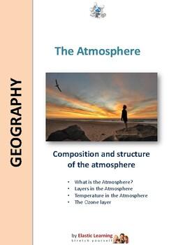 Heating in the atmosphere