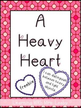 Heavy Heart {freebie}