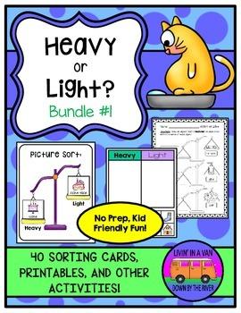 Heavy or Light - Bundle #1