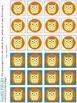 """Hebrew Alphabet """"Say and Cover"""": Look-Alike Letters BINGO/Lotto"""