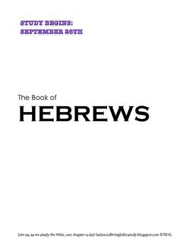 Hebrews WORD Guide