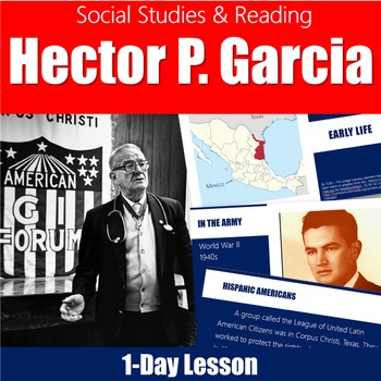 Hector P. Garcia PowerPoint