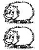 Hedgehog Art Printables