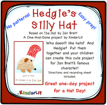 Hedgie's Silly Hat - a One and Done Project