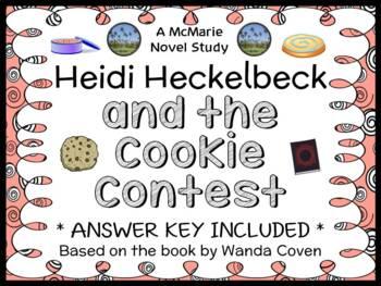 Heidi Heckelbeck and the Cookie Contest (Wanda Coven) Nove