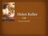 Helen Keller HHM Journeys grade 2 Power Point