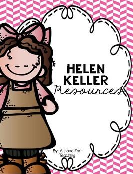 Helen Keller {Women's History Month}