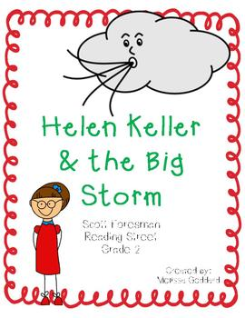 Helen Keller and the Big Storm : Reading Street : Grade 3