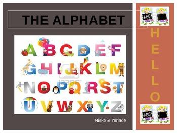 Hello Alphabet!