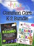 Hello Common Core Reading BUNDLE: RL & RIT Packs {K-2}