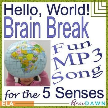 Hello, World! - MP3 Song for the 5 Senses
