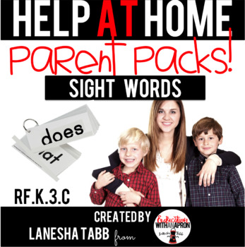 Sight Word Intervention at Home