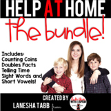 Help-At-Home Parent Packs: THE BUNDLE!