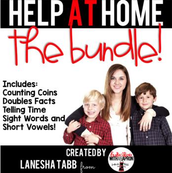 Help-At-Home Parent Packs: THE BUNDLE!
