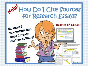 How to Cite Sources for Research Essays
