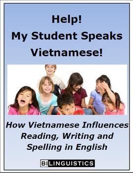 Help!  My Student Speaks Vietnamese!