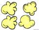 Help Our Class Pop - Popcorn Themed Wish List Display