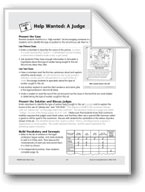 Help Wanted: A Judge