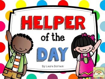 Helper of the Day ~ FREEBIE
