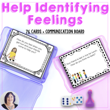 Helping Children Identify Their Feelings in Common Situations