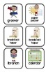 Helping Hands: Primary Job Chart with Multicultural Studen