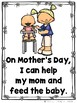Helping Mom on Mother's Day  (A Sight Word Emergent Reader
