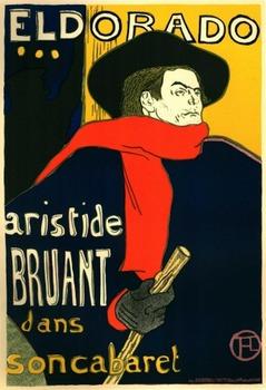 Henri de Toulouse-Lautrec - 48 public domain images to use